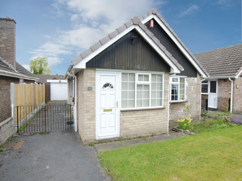 3 Bedrooms Detached Bungalow for sale in East Bank Ride, Forsbrook, Stoke-On-Trent, ST11 9DS