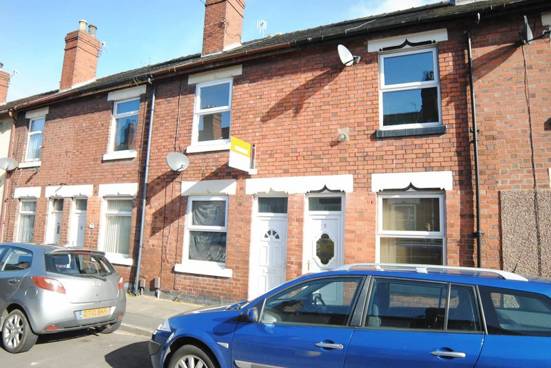 2 Bedrooms Terraced House for sale in Oldfield Street, Fenton, Stoke-On-Trent, ST4 3PL