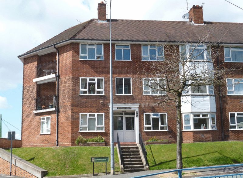 2 Bedrooms Flat for sale in Broadway Court, Broadway, Meir, Stoke-On-Trent, ST3 5PX