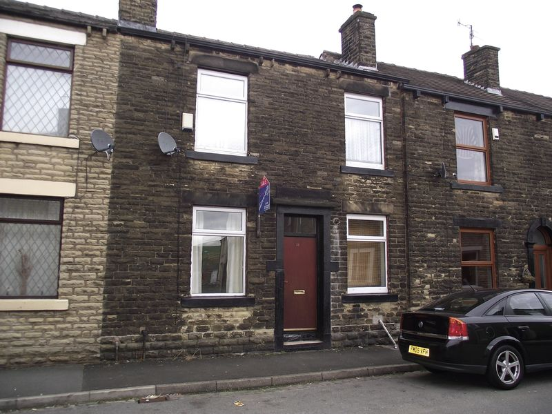 4 Bedrooms Terraced House for sale in Barehill Street, Littleborough