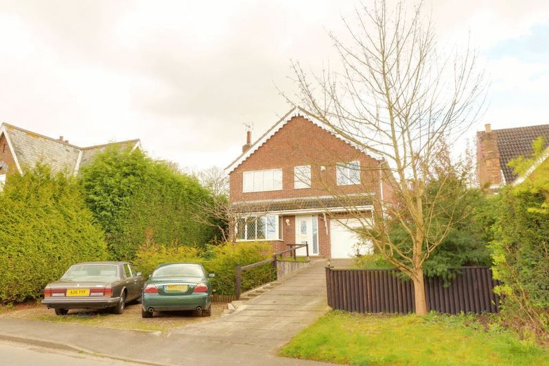 5 Bedrooms Detached House for sale in Main Street, Bigby