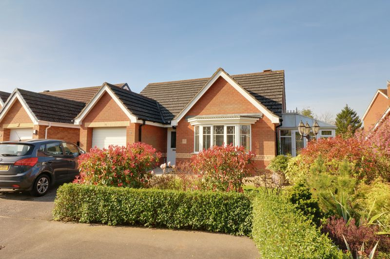 3 Bedrooms Detached Bungalow for sale in Bader Way, Kirton Lindsey