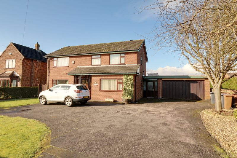 5 Bedrooms Detached House for sale in Westrum Lane, Brigg