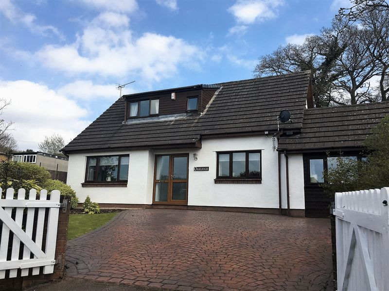 3 Bedrooms Detached Bungalow for sale in Cinderford, Gloucestershire