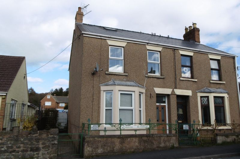 3 Bedrooms Semi Detached House for sale in High Street, Cinderford