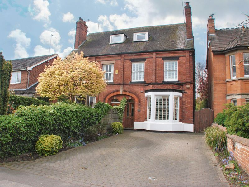 4 Bedrooms Semi Detached House for sale in Cropwell Road, Radcliffe on Trent