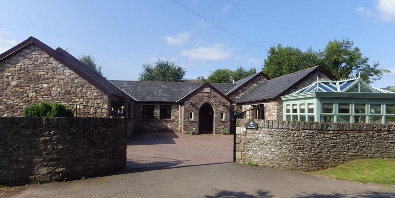 Castle Road, Llangynidr, Crickhowell, NP...