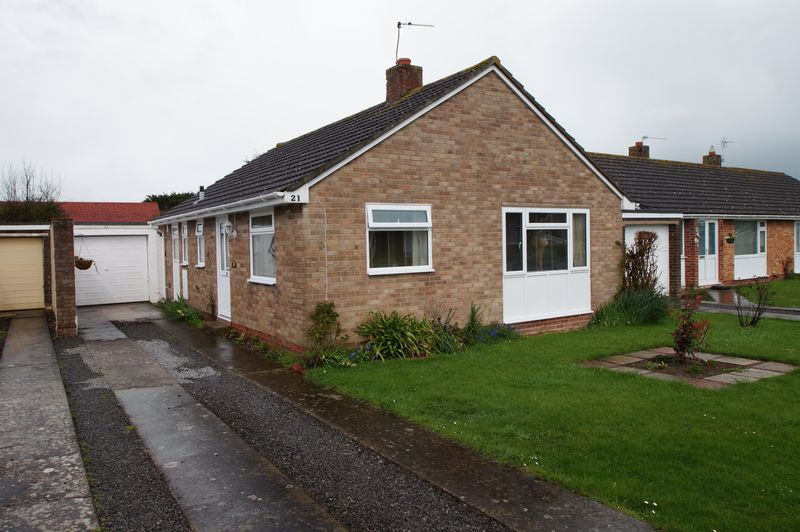 2 Bedrooms Detached Bungalow for sale in Rectory Drive, Burnham-On-Sea