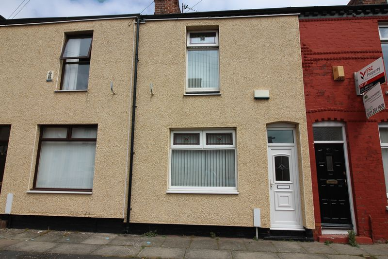 2 Bedrooms Terraced House for sale in Prior Street, Bootle