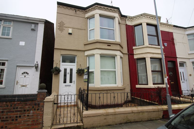 3 Bedrooms Terraced House for sale in Gonville Road, Bootle