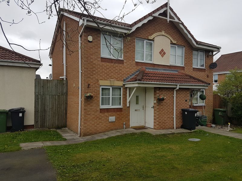 2 Bedrooms Semi Detached House for sale in Lingfield Close, Bootle