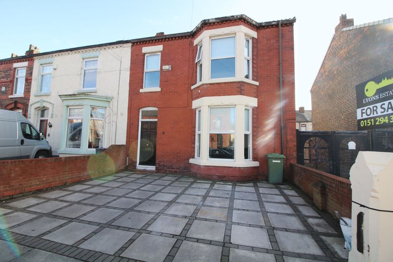 4 Bedrooms Terraced House for sale in Inman Road, Liverpool