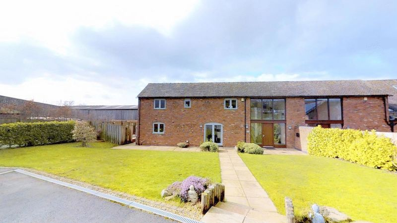 4 Bedrooms Semi Detached House for sale in Mill Lane, Scholar Green