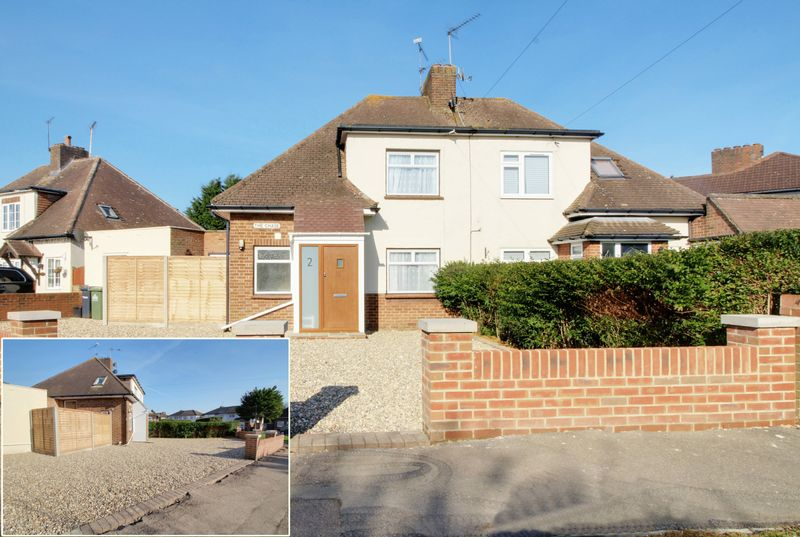 4 Bedrooms Semi Detached House for sale in The Chase, Goffs Oak