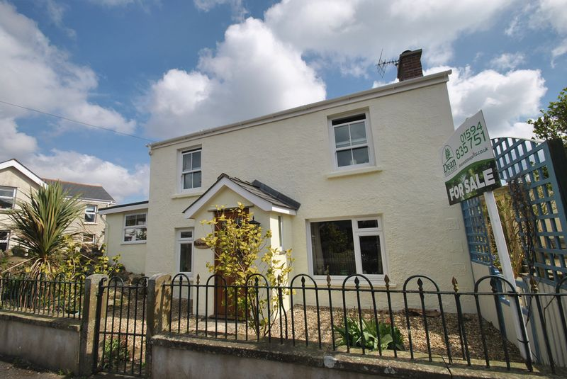 3 Bedrooms Detached House for sale in BROADWELL, NR. COLEFORD, GLOUCESTERSHIRE