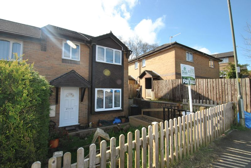 3 Bedrooms Terraced House for sale in BREAM, NR. LYDNEY, GLOUCESTERSHIRE