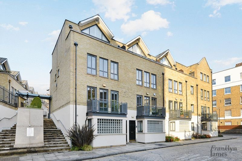 Brightlingsea Place, Limehouse, E14