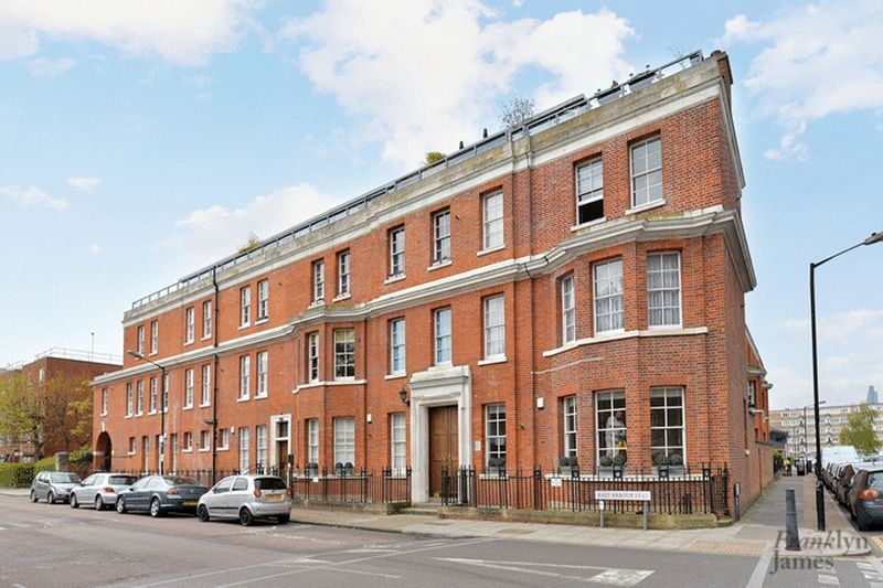 2 Bedrooms Flat for sale in Whittington Apartments, Stepney, E1