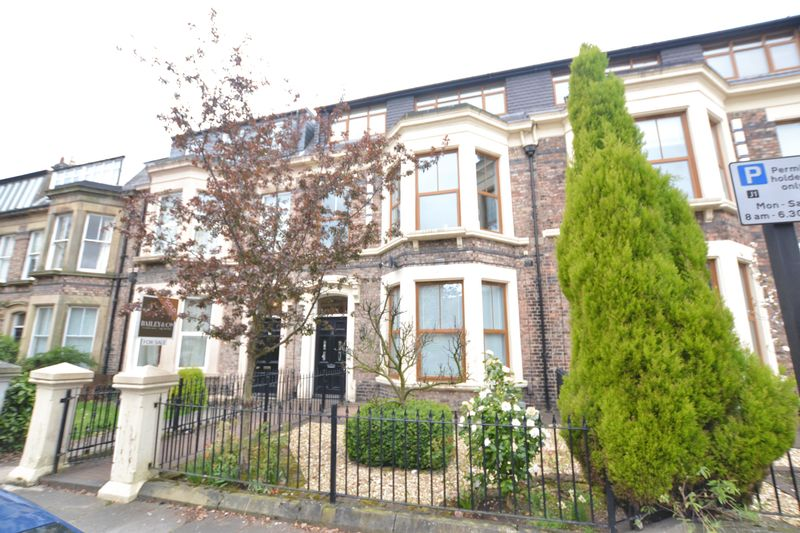 2 Bedrooms Flat for sale in Eskdale Terrace, Newcastle Upon Tyne