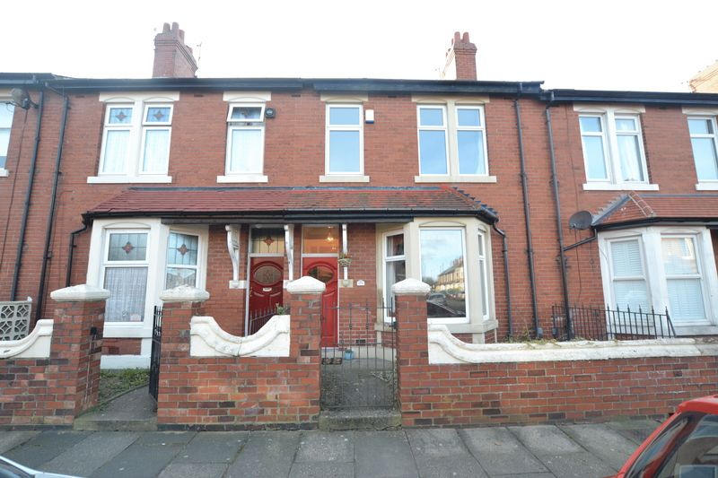 4 Bedrooms Terraced House for sale in Swindon Terrace, Newcastle Upon Tyne