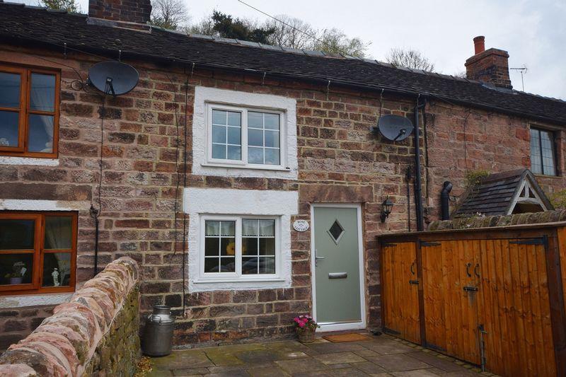 2 Bedrooms Terraced House for sale in Dunwood Lane, Rudyard