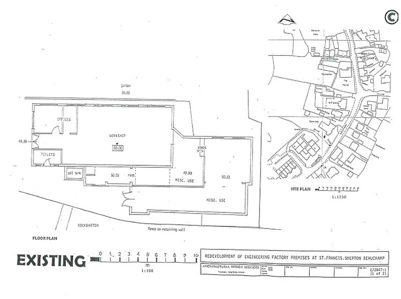 Land Commercial for sale in Silver Street, Shepton Beauchamp