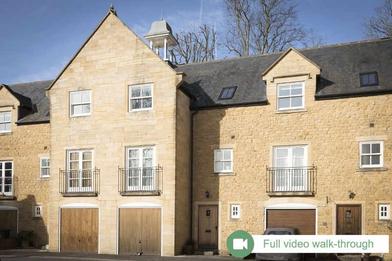 4 Bedrooms Terraced House for sale in Brocks Mount, Stoke-Sub-Hamdon