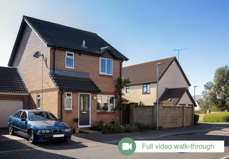 3 Bedrooms Detached House for sale in St Peters Close, Ilminster