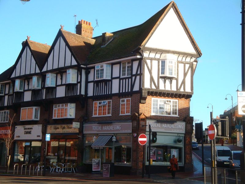 High Street, Purley, CR8