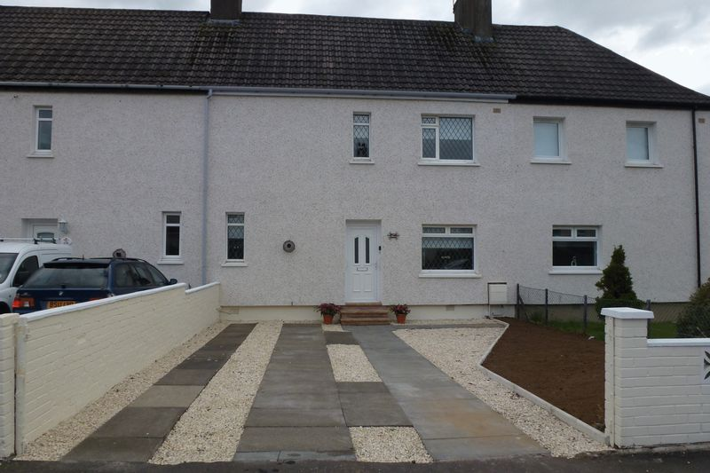 3 Bedrooms Terraced House for sale in Second Avenue, Glasgow