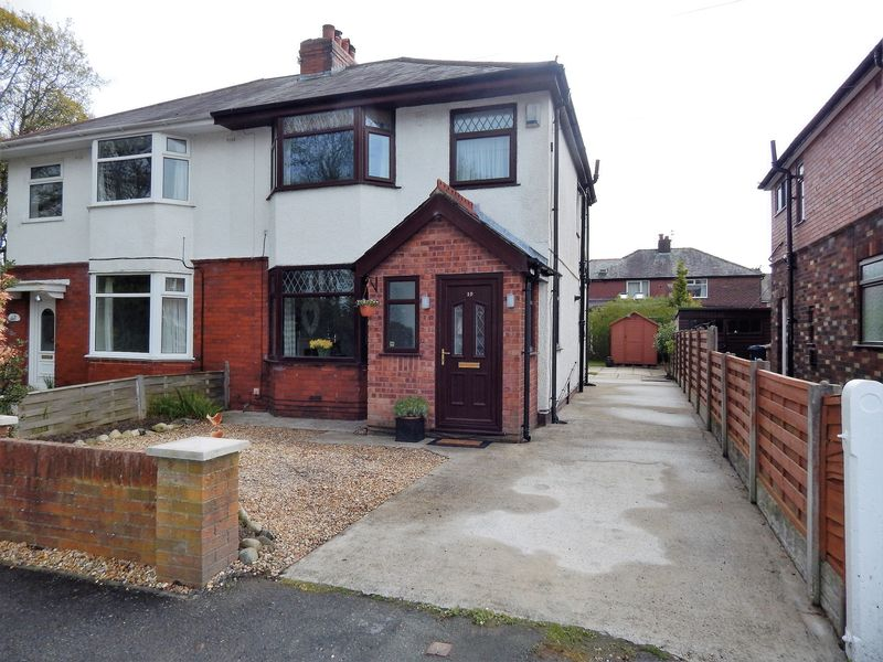 3 Bedrooms Semi Detached House for sale in Ryddingwood, Penwortham, Preston