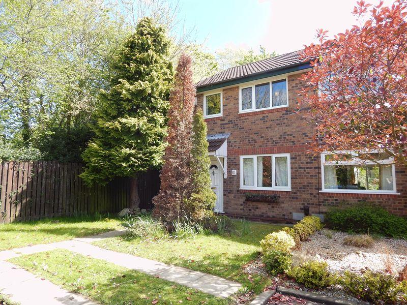 3 Bedrooms Semi Detached House for sale in Marsh Way, Penwortham, Preston