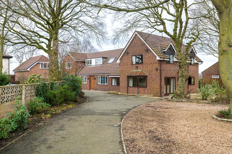 6 Bedrooms Detached House for sale in Mossy Lea Road, Wrightington