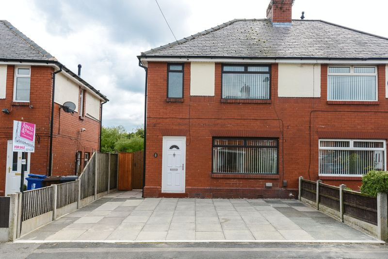 2 Bedrooms Semi Detached House for sale in Broomfield Road, Standish
