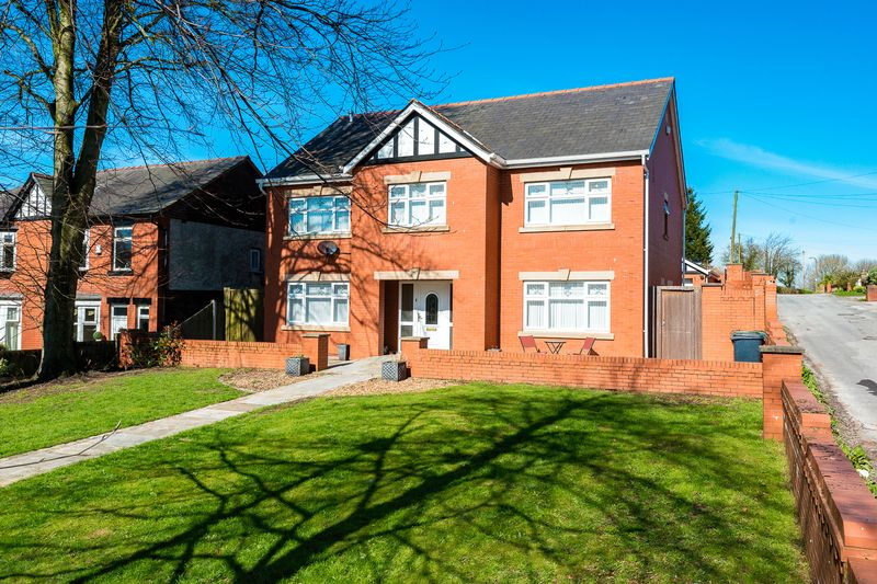 5 Bedrooms Detached House for sale in Orrell Road, Wigan