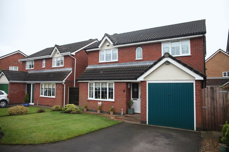 Property for sale in Alberton Close, Wigan
