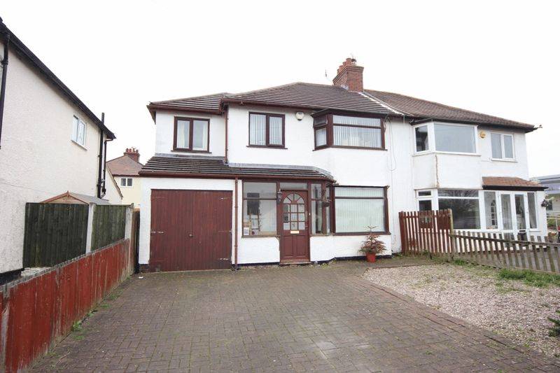 4 Bedrooms Semi Detached House for sale in Greenbank Drive, Pensby, Wirral