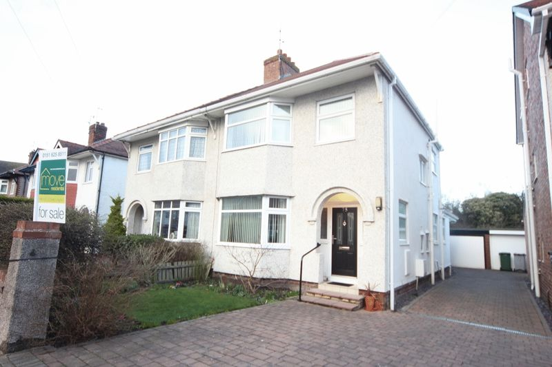3 Bedrooms Semi Detached House for sale in Westbourne Road, West Kirby, Wirral