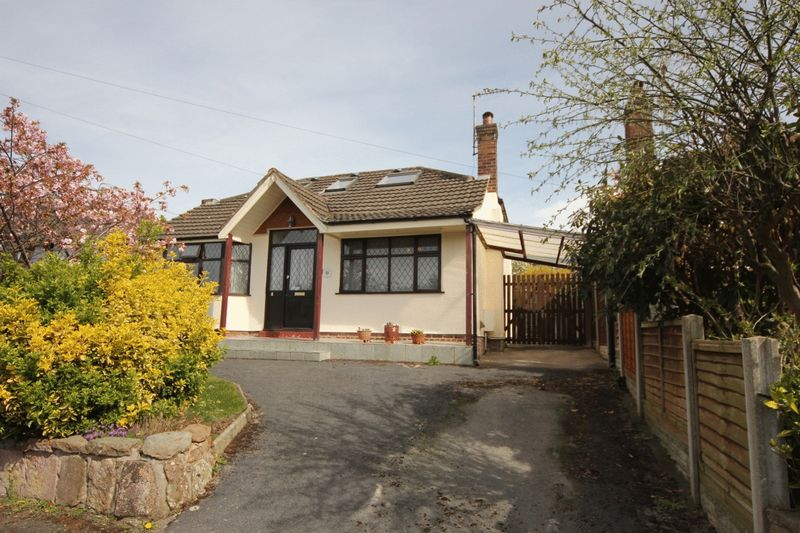 4 Bedrooms Detached Bungalow for sale in Westway, Lower Heswall, Wirral