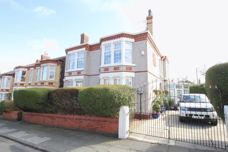 Vale Drive, Wallasey, Wirral, CH45