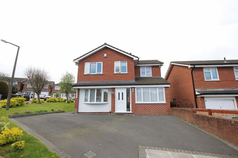 3 Bedrooms Detached House for sale in Trueman Close, Bidston, Wirral