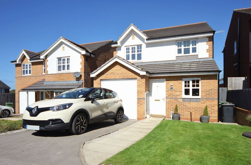 3 Bedrooms Detached House for sale in Proudman Drive, Wirral