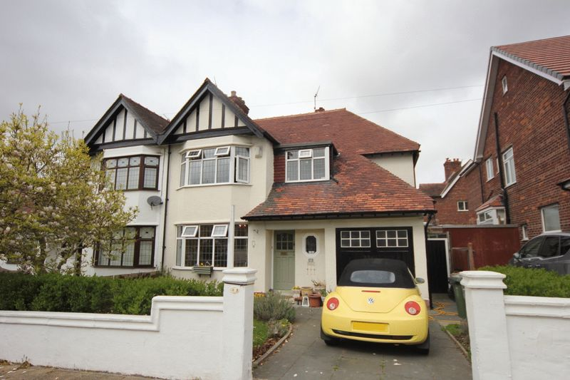 3 Bedrooms Semi Detached House for sale in Waterpark Road, Prenton, Wirral