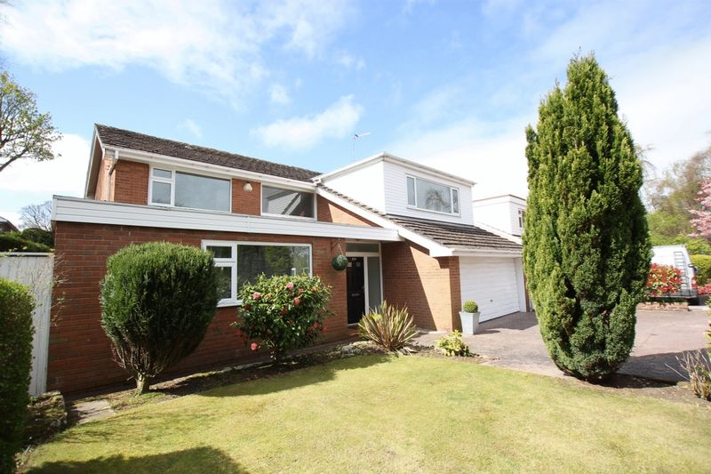 5 Bedrooms Detached House for sale in Telegraph Road, Wirral