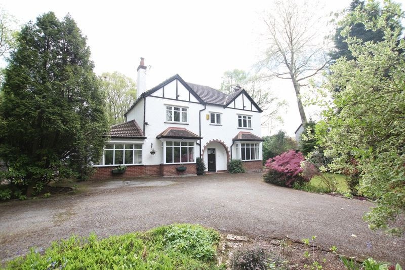 4 Bedrooms Detached House for sale in Montgomery Hill, Caldy, Wirral