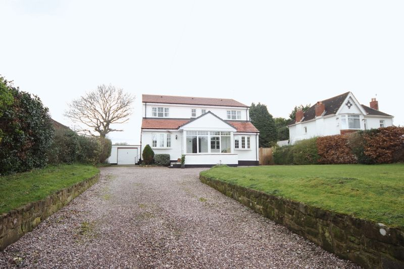 4 Bedrooms Detached House for sale in Whitehouse Lane, Heswall, Wirral