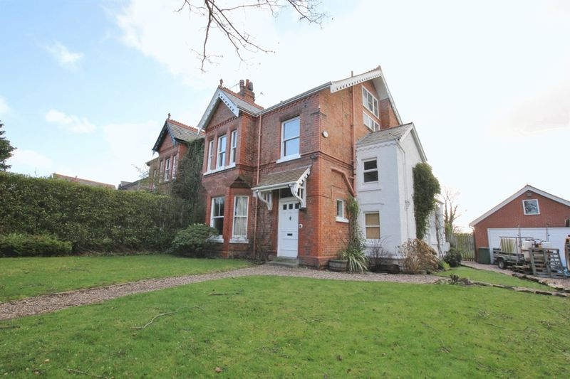 5 Bedrooms Semi Detached House for sale in Park West, Heswall, Wirral