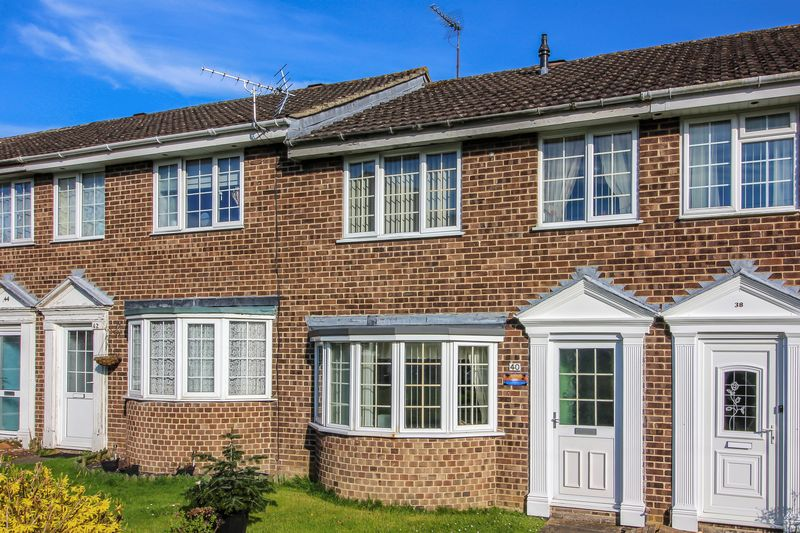 3 Bedrooms Terraced House for sale in Maple Way, Gillingham