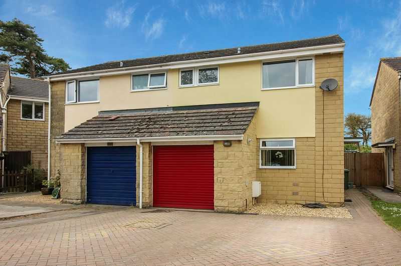 3 Bedrooms Semi Detached House for sale in Westwood Drive, Frome