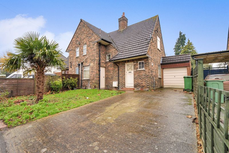 2 Bedrooms Semi Detached House for sale in West Street, Carshalton. SM5 2NP